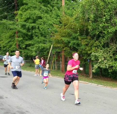 bad form running category