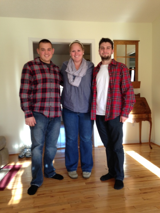 my cousins are finally taller than me.