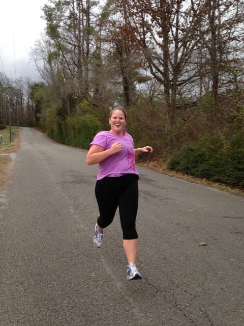 I LOVE RUNNING!!