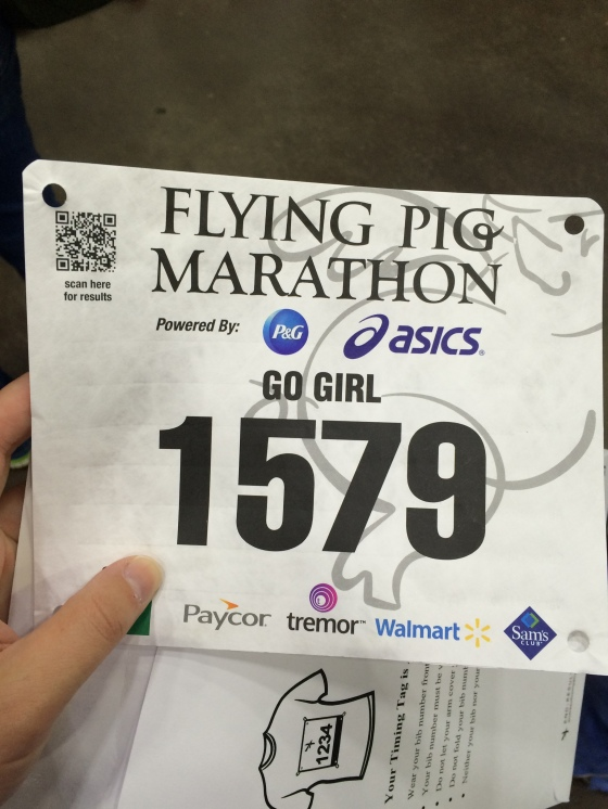 official bib
